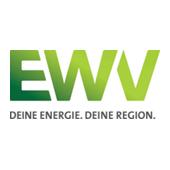 Partnerlogo EWV Energie- und Wasser-Versorgung GmbH