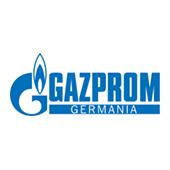Partnerlogo GAZPROM Germania GmbH