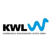 Partnerlogo KWL - Kommunale Wasserwerke Leipzig GmbH