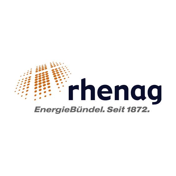 Partnerlogo rhenag Rheinische Energie Aktiengesellschaft