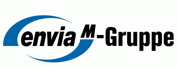 Partner: Logo der EnviaM Gruppe